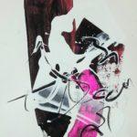Le rose et le noir